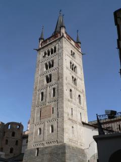 Campanile della Cattedrale di Susa