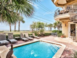 BELLA COSTA: New! Unrivaled Luxury, Gulf Front w/ Pool, 4 Kings, Immaculate!, Miramar Beach