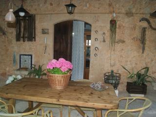 Casa con encanto en Ses Olleries para 6-8 personas, Santa Eugenia