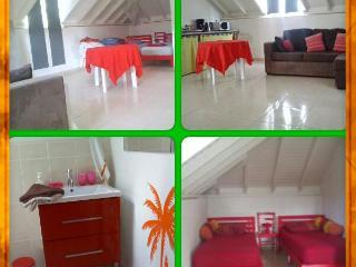 Grand studio 4 pers. Tout confort proche bourg, Terre-de-Haut
