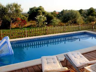 Preciosa  villa con piscina Puntiró, S' Alqueria Blanca