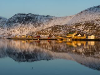 Tufjord Brygge - Fish camp, Havoysund