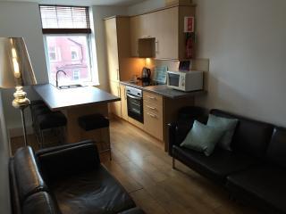 Apartment 102, 2 bedrooms, max 5, Bispham