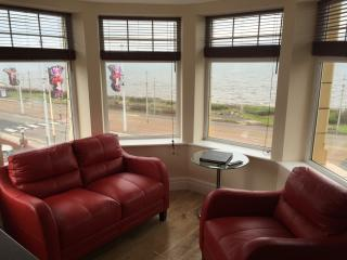 Apartment 201, 2 bedrooms, max 3, Bispham