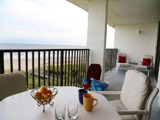 Oceanfront Penthouse Unit With Double Wide Balcony, Cape Canaveral