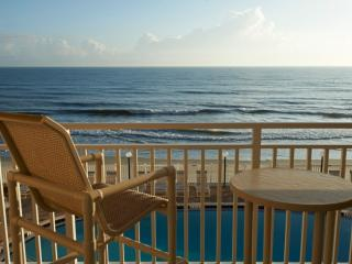 Direct Oceanfront, Large Balcony, Newly Renovated, Satellite Beach
