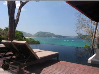 Baan Kalim View Villas - 9 bedrooms, Patong