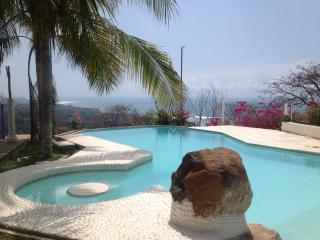Awesome Beach Villa overlooking Sunzal-Tunco Beach, El Sunzal
