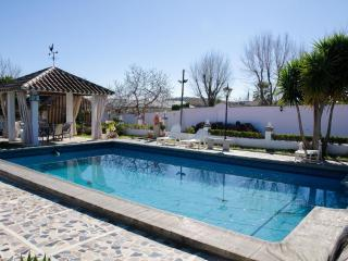 Gorgeous chalet with swimming pool, Montemayor