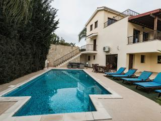 Villa Vounos 5 en-suite Bedrooms & FREE CAR HIRE