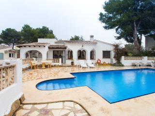 Villa La Cometa in Moraira