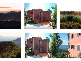 Tuscany Sea & Country View Villa near Cinque Terre, Fosdinovo