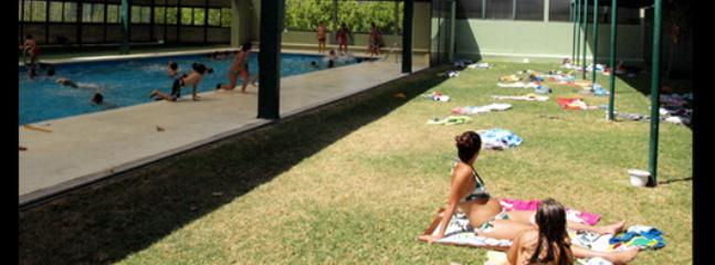 piscina 5 minutos desde la casa pool 5 mins away