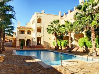 beautifull holiday duplex just across the sea, Villaricos
