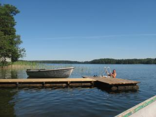 """Puumerkki"", a typical Finnish big summer cottage, Lohja"