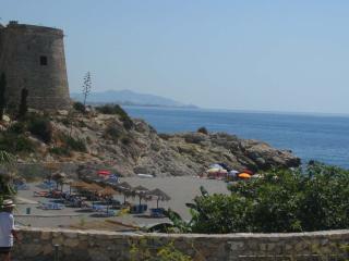 Tesorillo, Almunecar, WiFi, piscina, vistas de mar