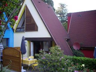 Gite Muscat Kaysersberg, WIFI, Clim, Parking prive, terrasse