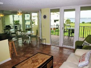 Open September Dates! 1 BR Santa Rosa Dunes 2nd floor condo w/views of Sound!, Pensacola Beach