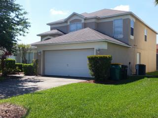 'Nightingale House' Orlando/Kissimmee large Lake Berkley 5 bed luxury villa/pool