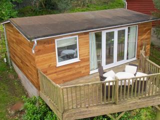 Lazy Lake Lodge - Glan Gwna - pool - caernarfon, Caernarfon