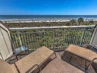 Beachfront Paradise, 336 Breakers. Sleeps 4-6, Free Bikes, Hilton Head