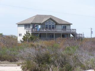 Secluded beach house located in the 4 Wheel Drive, Carova