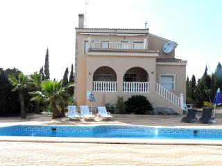 4-Bedroom Detached Air- Con in Quesada  PV436, Rojales