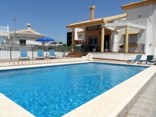 3 Bedroom Air- Con Pool Villa La Marina PV304
