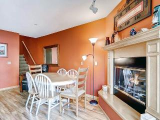 Inviting Breckenridge 2 Bedroom Ski-in - RW320