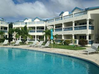 Beachfront gated Condo directly on Simpson Bay