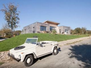 Grande maison villa du Portzic, Crozon