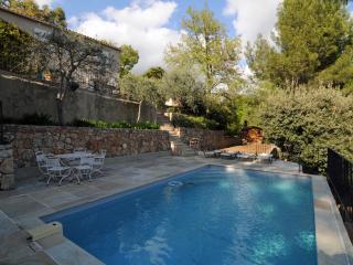 Luxury 3 bedroom villa with private pool & garden