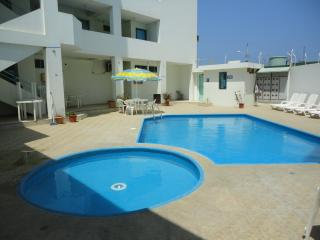 ENJOY  SAFE RELAX AND COSY BEACH APARTAMENT ( CRUCITA -ECUADOR )