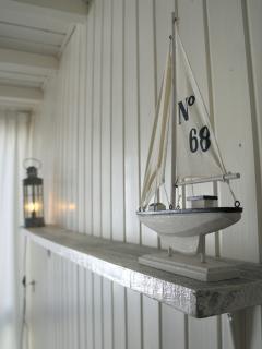 Groundfloor bedroom details - De Kastanje Ouddorp