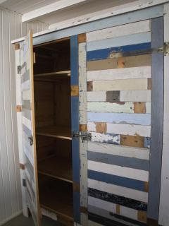 Groundfloor bedroom closet - De Kastanje Ouddorp
