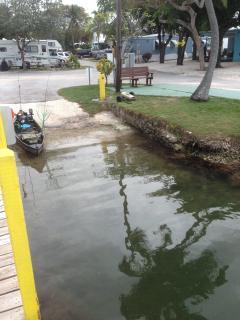 Boat Ramp at Marina