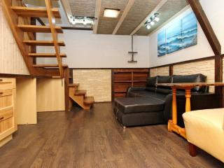 Spatious apartment with sauna