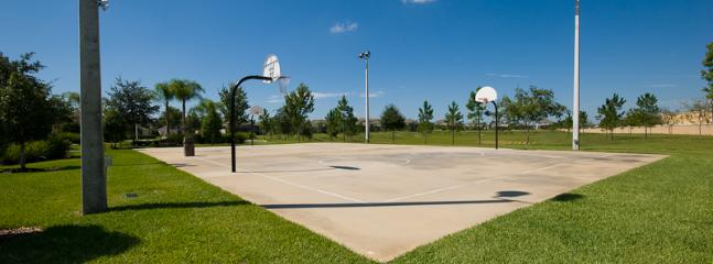 On-site facilities:- Basketball court