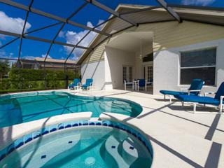 Updated Villa with Pool & Spa Near Disney!