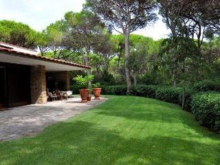 Villa Bria, Pian di Rocca