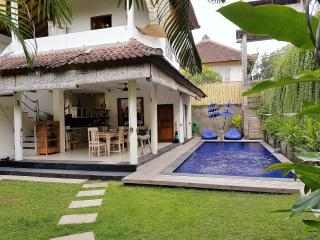 Charming Seminyak villa by the ocean