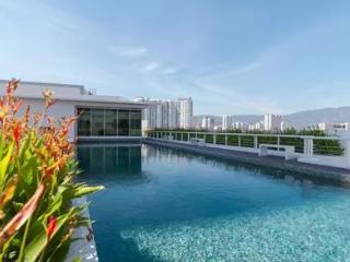 Penang Duplex Sea View @ 20