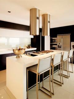 Villa Zamani Kitchen