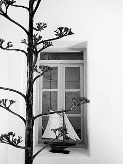 Traditional inner window.