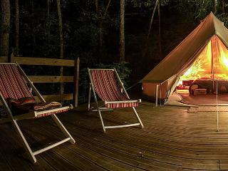 Tente cocon confort 2p en montagne, Arvieux