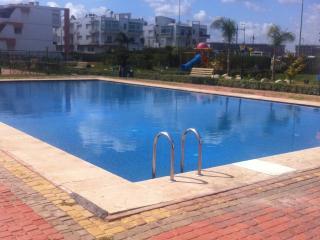 appartement en bord de mer residence avec piscine, Mohammedia