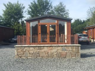 Ospreys lodge, Aberuthven