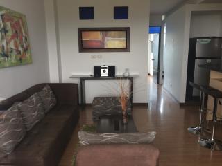 Apartamento con balcon
