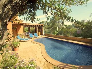 Villa Lucia met privé zwembad & veel privacy!, Lloret de Mar