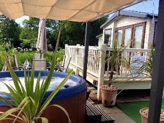 Luxury Caravan Rental, Tattershall